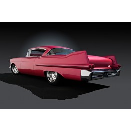 Red Chevy Rear