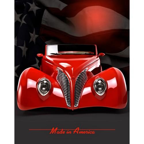 AU127 Made In America