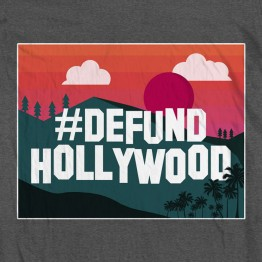 Defund Hollywood