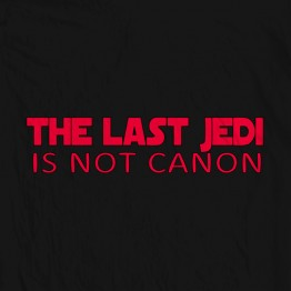 The Last Jedi is NOT Canon