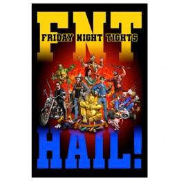 Friday Night Tights HAIL!