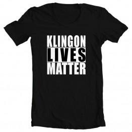 Klingon Lives Matter