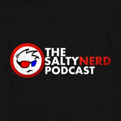 The Salty Nerd Podcast Logo