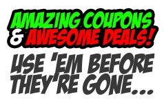 This Weeks Coupons!