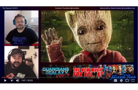 Guardians of the Galaxy Vol 3 music discussed!