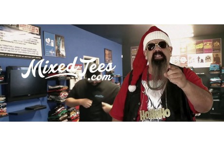 A holiday message from the boys @ mixedtees.com