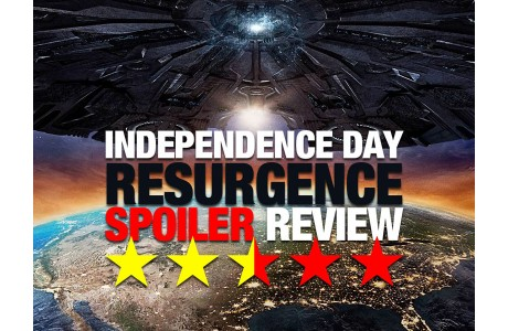 Independence Day Resurgence: Spoiler Review