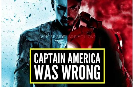 Civil War Review - Captain America Was Wrong