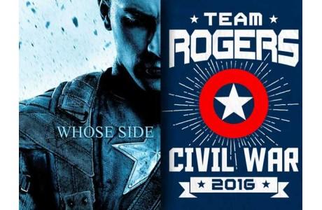 Civil War: Team Captain America