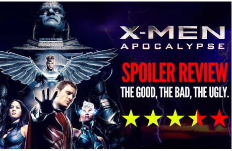 X-Men Apocalypse -- The Good, The Bad and the Ugly