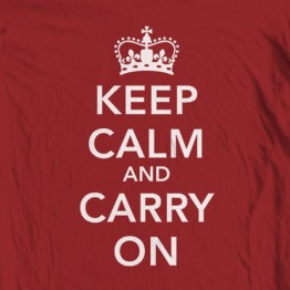 Keep Calm - Original
