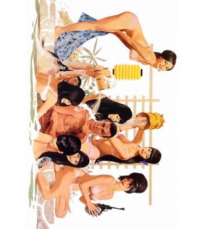 Bond Girls Poster