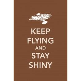 Firefly Shiny Poster
