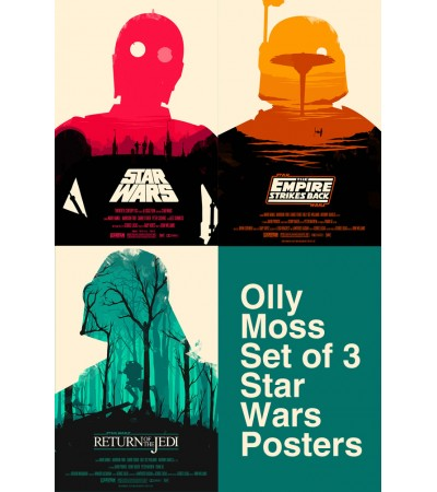Star Wars (Set of 3)