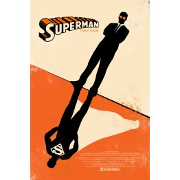 Superman Art Poster