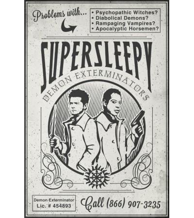 Super Sleepy Poster