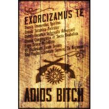 Exorcism Adios Bitch Poster