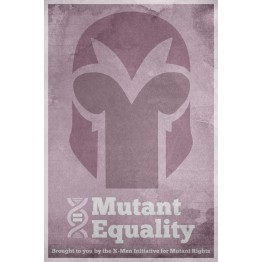 X-Men Equality Poster Set