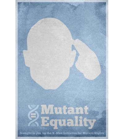 X-Men Equality Poster 2