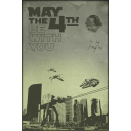 May the 4th Poster