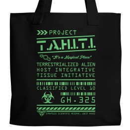 Project T.A.H.I.T.I. Tote