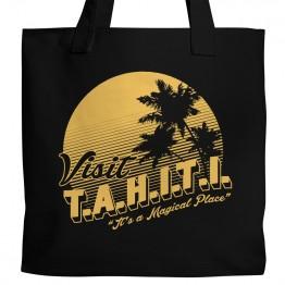 Visit T.A.H.I.T.I. Tote