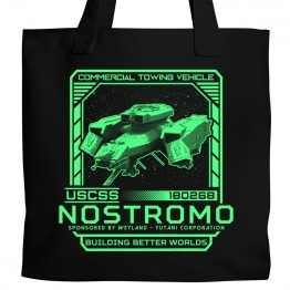 Alien Nostromo Tote