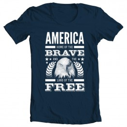 America Brave and Free