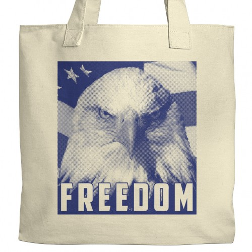 Murican Freedom Tote