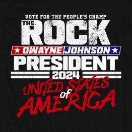 The Rock for Prez