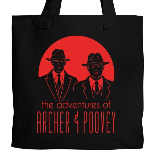Archer and Poovey Tote