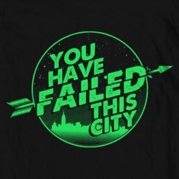 Arrow You Have Failed