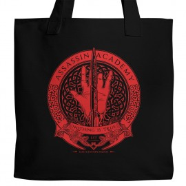 Assassin Academy Tote