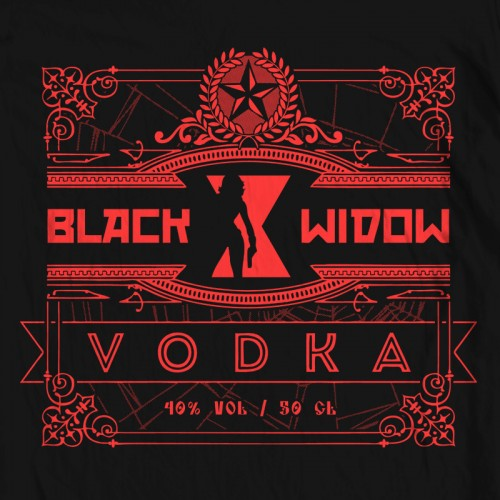 Black Widow Vodka