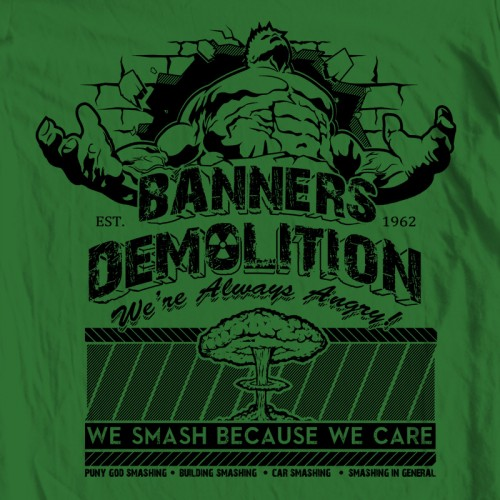 Banners Demolition