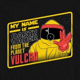 BTTF Darth Vader Vulcan