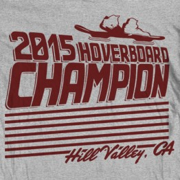 2015 Hoverboard Champ