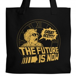 BTTF Doc Brown Tote