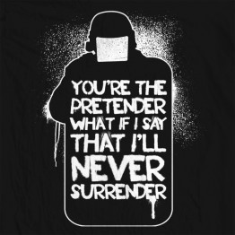 You're The Pretender