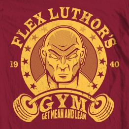 Flex Luthor Gym