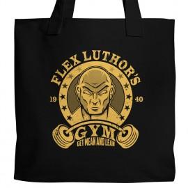 Flex Luthor Gym Tote