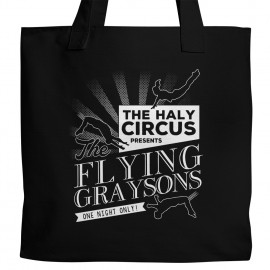 The Flying Graysons Tote