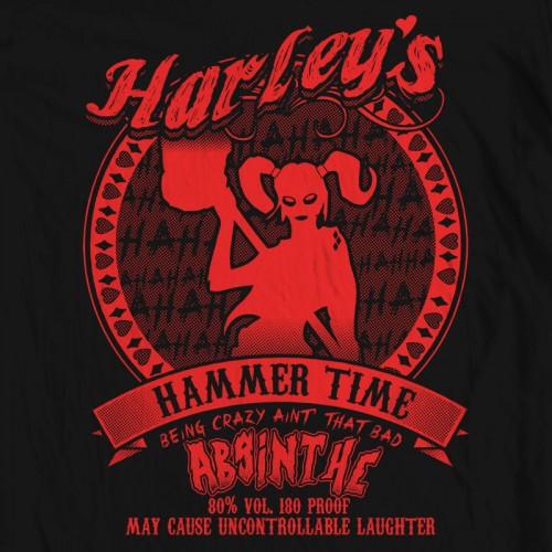 Harley Quinn's Absinthe