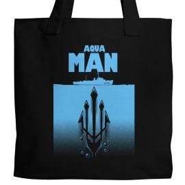 Aquaman Jaws Tote