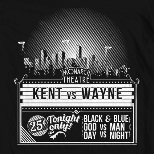 BvS Kent vs Wayne