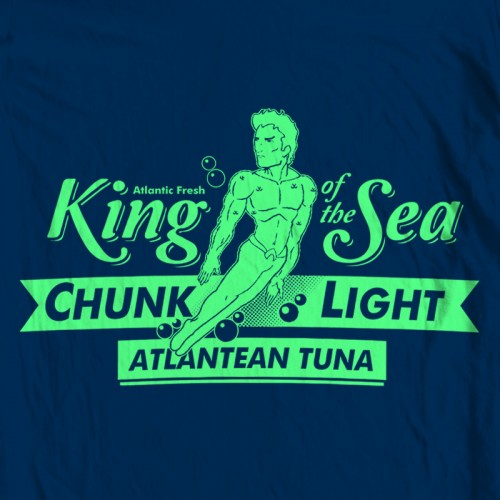 Aquaman Tuna