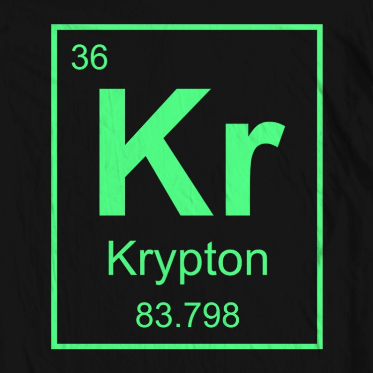 Krypton Element Periodic Table Krypton Element Period...