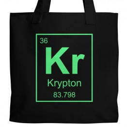 BvS Krypton Element Tote