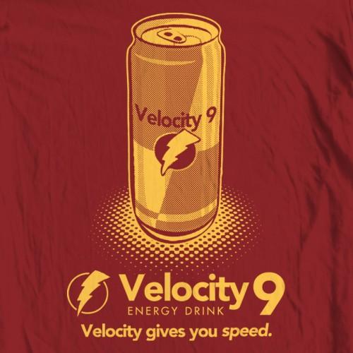 The Flash Velocity 9