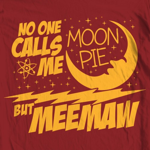 No One Calls Me Moon Pie